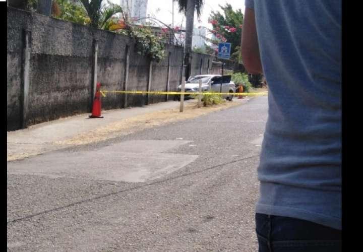 Sonaron las balas, mataron a dos en Panamá Viejo