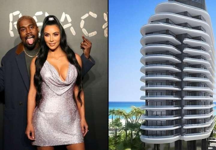 Kim Kardashian pierde más de medio millón de dólares en un apartamento