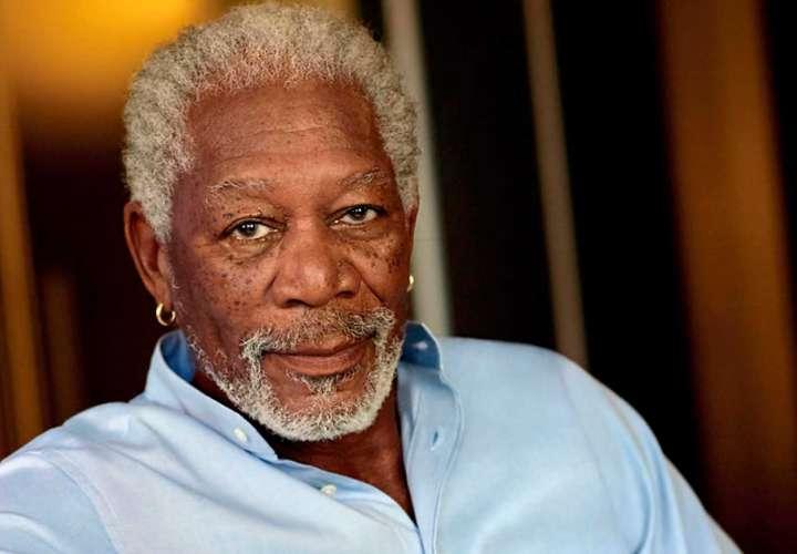 El actor Morgan Freeman visitará Panamá a finales de este mes