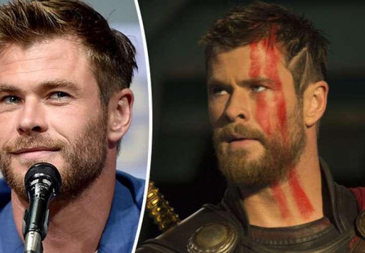 Chris Hemsworth confesó que estuvo a punto de dejar la actuación