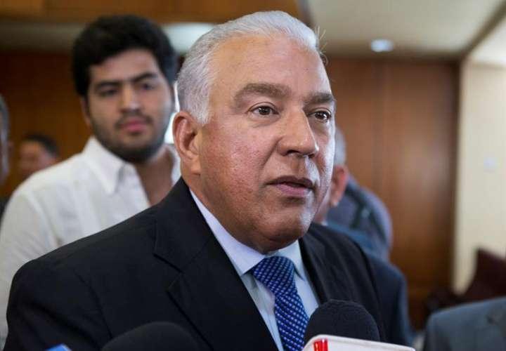 En la imagen, el expresidente del Senado de República Dominicana Andrés Bautista. EFEArchivo