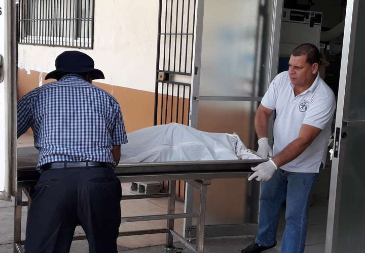 Una vez finalizada la audiencia el juez de garantías ordenó a la policía Nacional llevar el detenido hasta el Centro Penitenciario del corregiemiento de Chiriquí.  Foto: Mayra Madrid Archivo