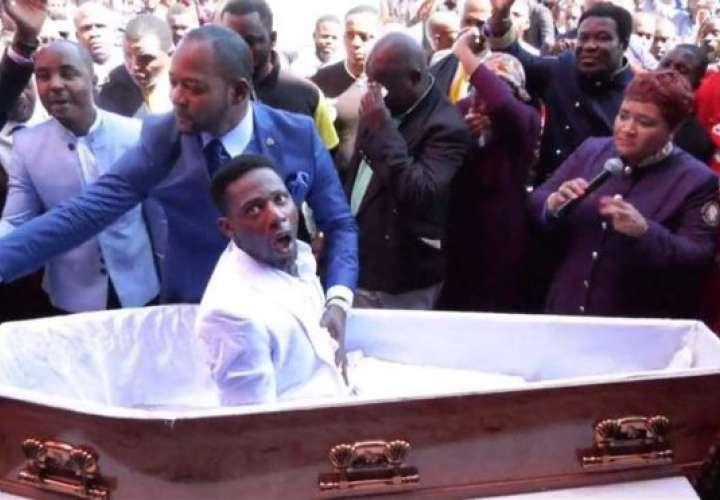 Pastor resucita hombre muerto en Sudáfrica (Video viral)