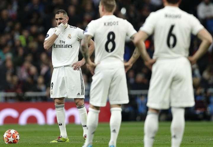 """¡Desastre total! El Real Madrid se queda sin Copa, sin Liga y sin """"Champions"""""""