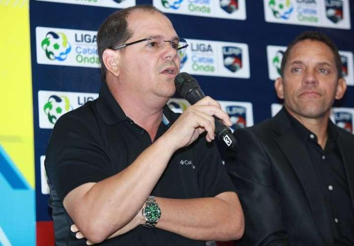 Manuel Arias, dirigente del club Universitario de la Liga Panameña de Fútbol. /Fepafut