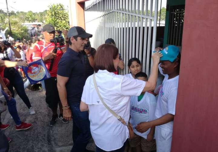 CD y Alianza prometen guarderías 24/7 para madres de escasos recursos (Video)