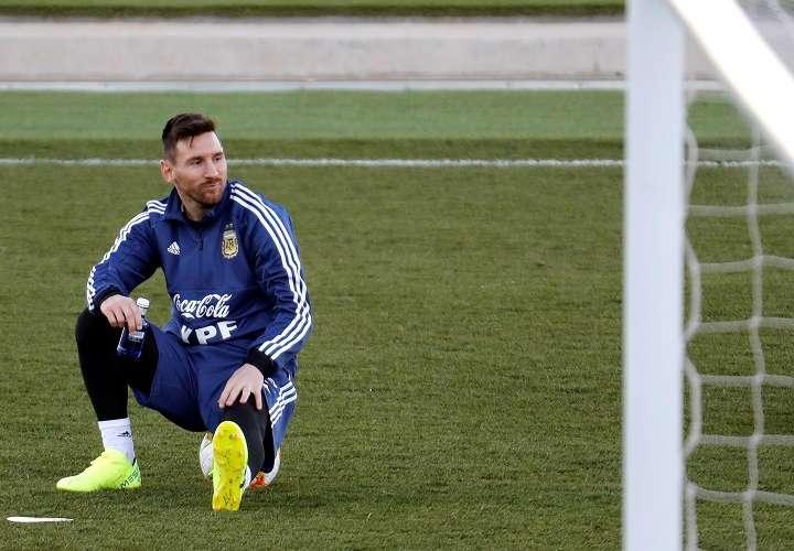 Guido Rodríguez: 'A Messi hay que disfrutarlo'