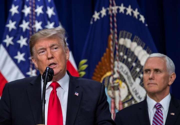 """Exvicepresidente Biden llama a unidad y califica a Trump de """"divisor en jefe"""""""