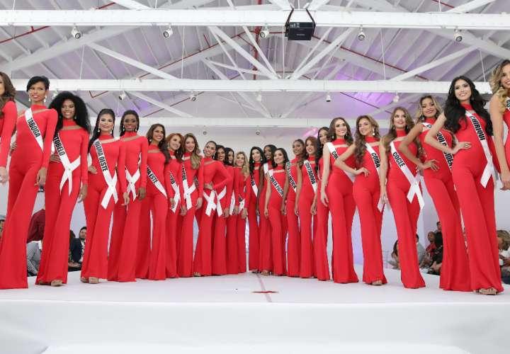 Señorita Panamá 2019: Un ramillete de ingenieras, fisioterapeutas y periodistas