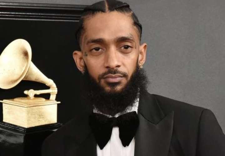Asesinan al rapero nominado al Grammy, Nipsey Hussle