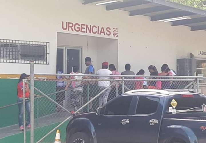 ¡Desgracia! Muere menor de 2 años atropellado en La Pintada