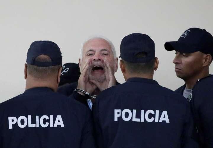 Fiscal del caso Pinchazos se volvió un 'mafá'