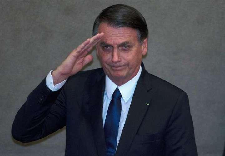 El presidente electo de Brasil, Jair Bolsonaro. EFEArchivo