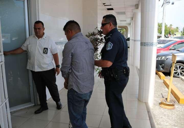 Investigado de violar a su hijastra. Foto/ Melquiades Vásquez.