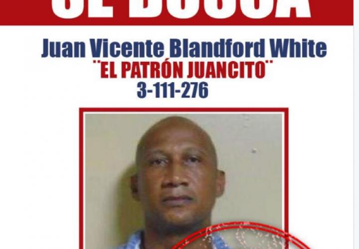 """Capturan """"El Patrón Juancito"""", buscado por narcotráfico y pandillerismo"""