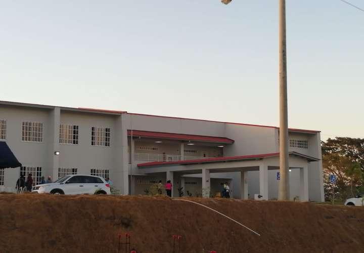 Sede universitaria en Arraiján sin equipamiento