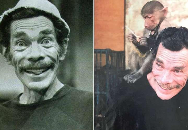 Publican fotos inéditas de Don Ramón y los fans quedan sorprendidos