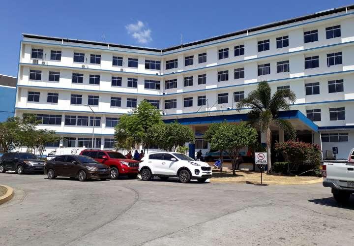 Hospital Rafael Hernández. Foto: José Vásquez