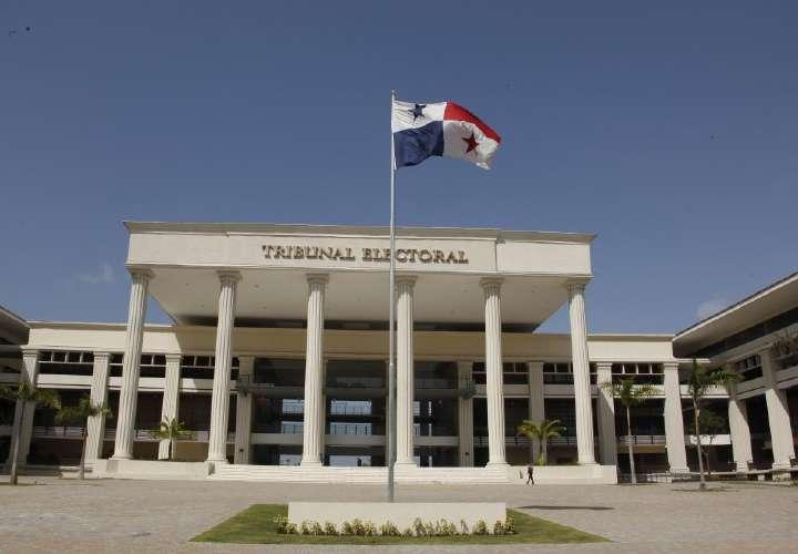 Vista general externa de las instalaciones del Tribunal Electoral de Panamá. Foto: Archivo