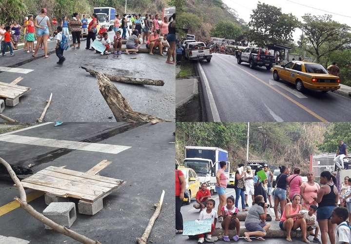 Ya han tenido algunas conversaciones con las autoridades, pero no encuentran una solución definitiva. Fotos: Jean Carlos Díaz