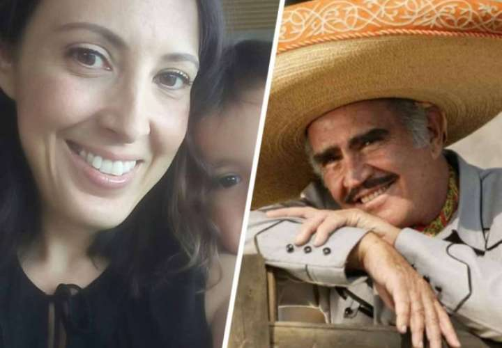 Madre de niña donadora de órganos, le exige a Vicente Fernández una disculpa