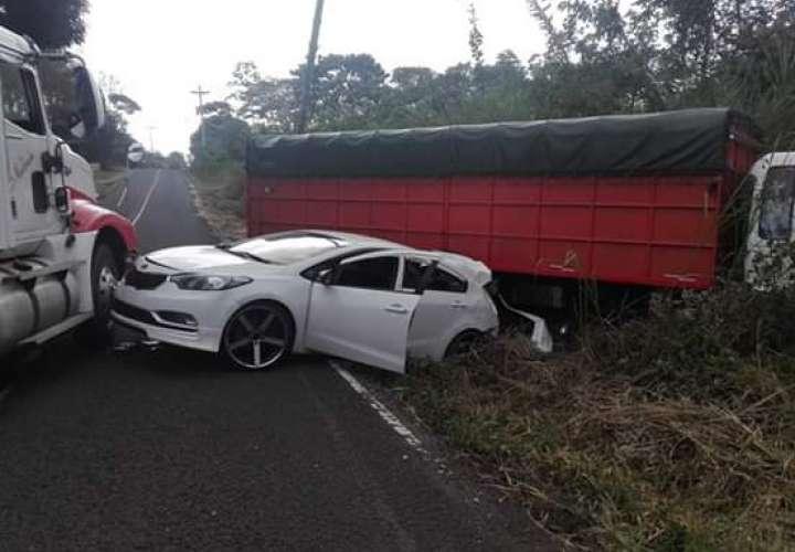 Proponen cambio de legislación por aumento de accidentes a causa de velocidad