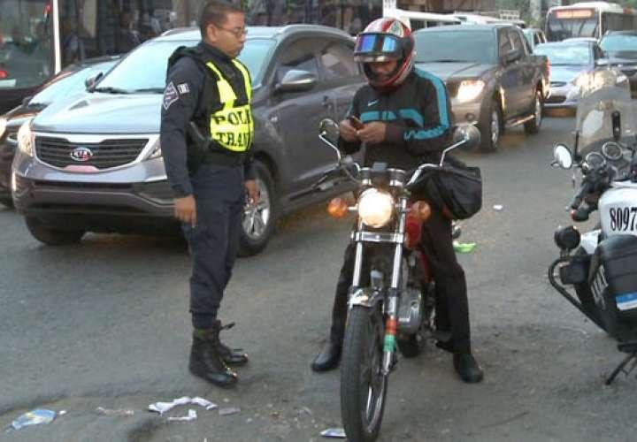Motorizados denuncian persecución de la ATTT y Policía de Tránsito