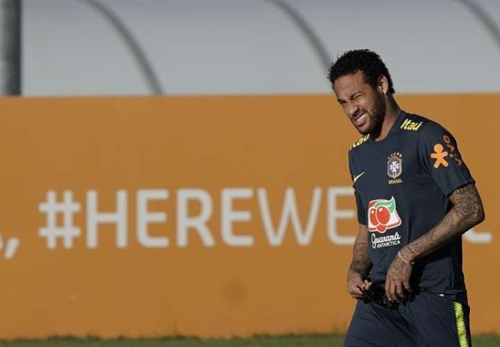 La Copa América será el cuarto torneo de Neymar en Brasil. Foto: AP