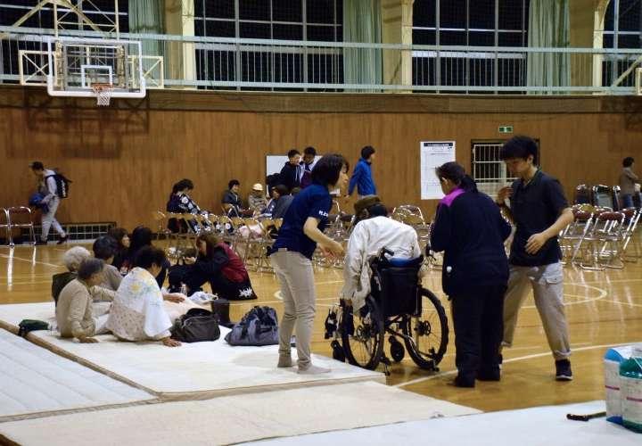 Terremoto castiga el noroeste de Japón