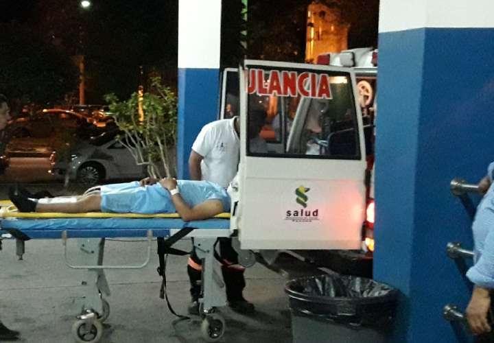'Parcero' fue arrollado mientras se ejercitaba en Chiriquí