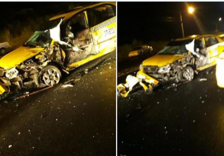 Madrugada de accidentes en Colón y Chiriquí