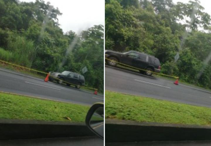 Ubican camioneta de holandés que fue asesinado en Colón