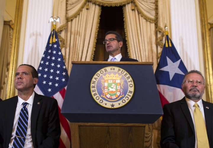 Disputa sobre nuevo gobernador agrava crisis en Puerto Rico