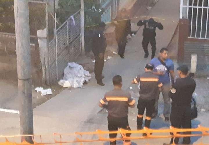 20 homicidios en San Miguelito en primer semestre del año