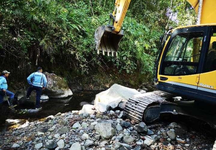 Potabilizadora de Chiriquí está fuera de servicio por lluvia