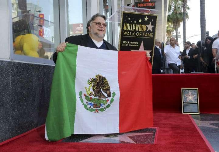 Guillermo del Toro desvela estrella en el Paseo de la Fama