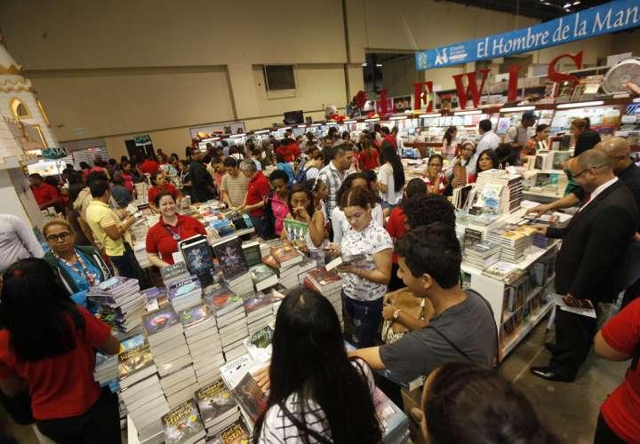 Hoy arranca la Feria Internacional de Libro de Panamá