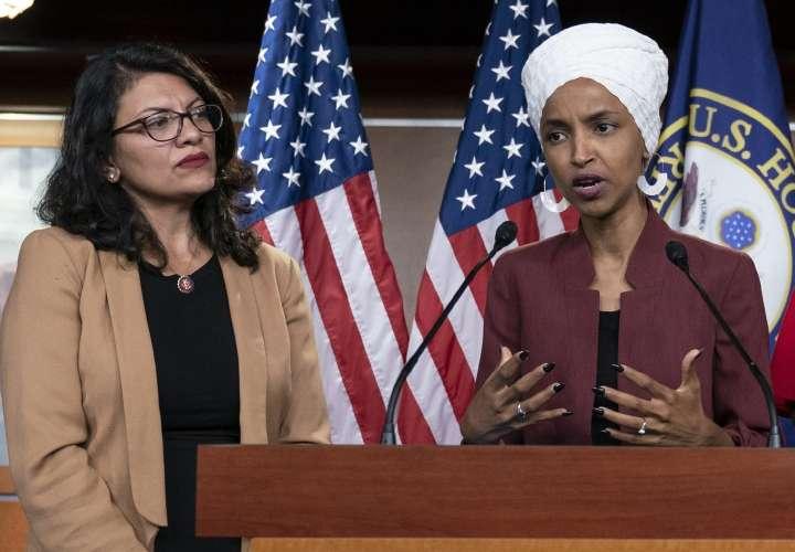 Israel no acepta a 2 congresistas