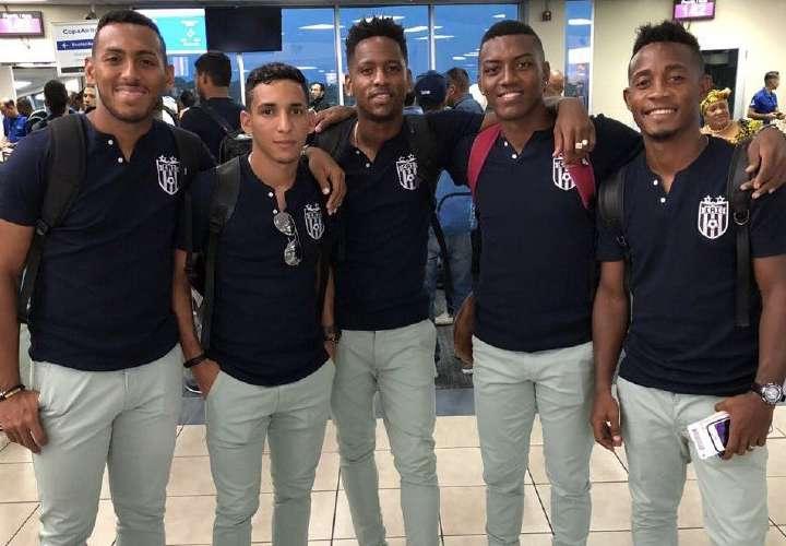 CAI le hace la visita al Robinhood de Surinam