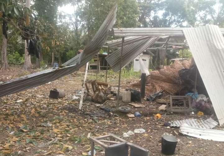 Explota fábrica de pirotecnia en Barú, hay dos heridos