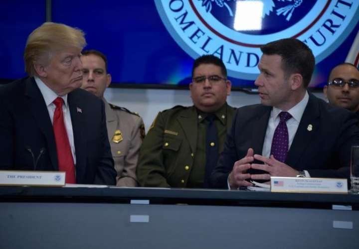 Trump manda un duro  a Panamá para frenar ola de inmigrantes
