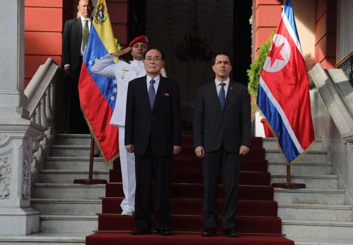 Venezuela inaugura embajada en Corea del Norte