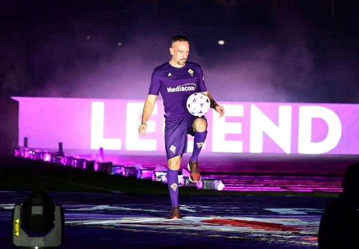 Franck Ribéry / Foto AP
