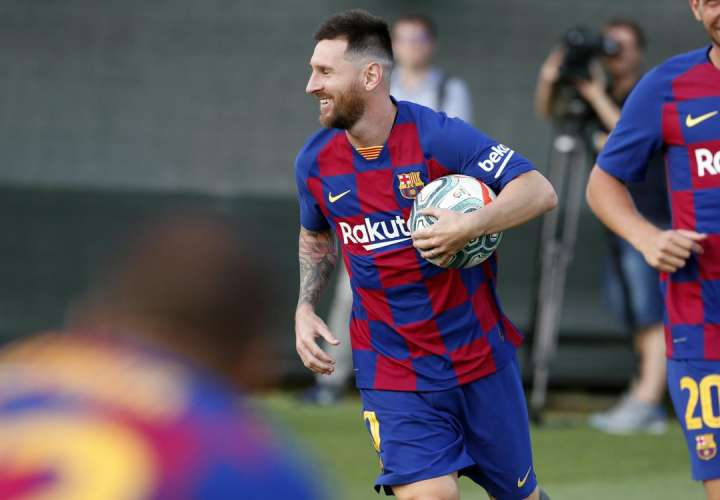 Real Betis le pide a Lionel Messi que no apure su regreso con el Barcelona