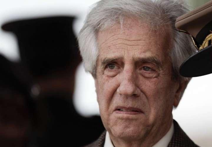 Presidente uruguayo asegura que está bien