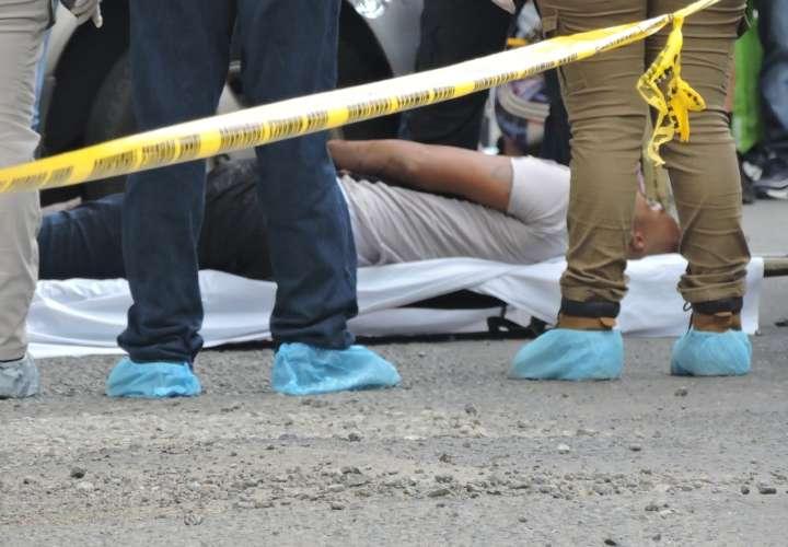 Sangre y más sangre se derrama en Panamá