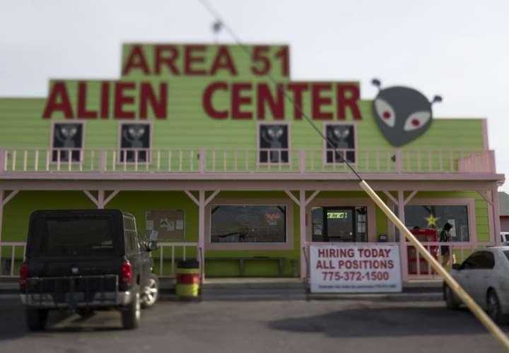 Nevada se prepara para el asalto al Área 51