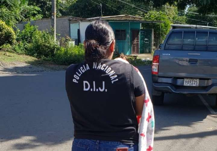 Recuperan a bebé raptada en Chiriquí