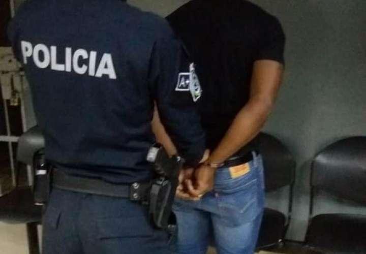 Presunto homicida de Curundú.