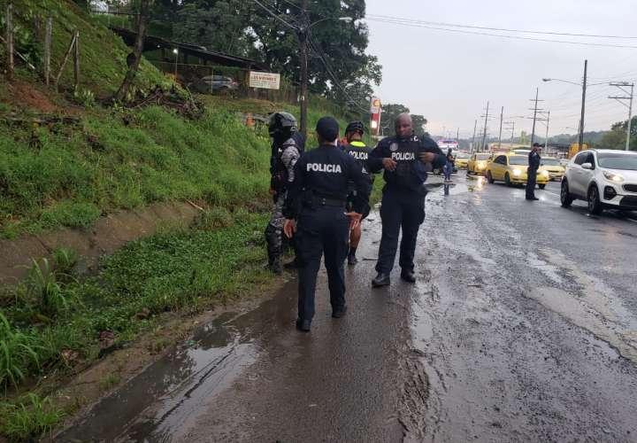 Otra balacera en Colón; alcalde decreta toque de queda